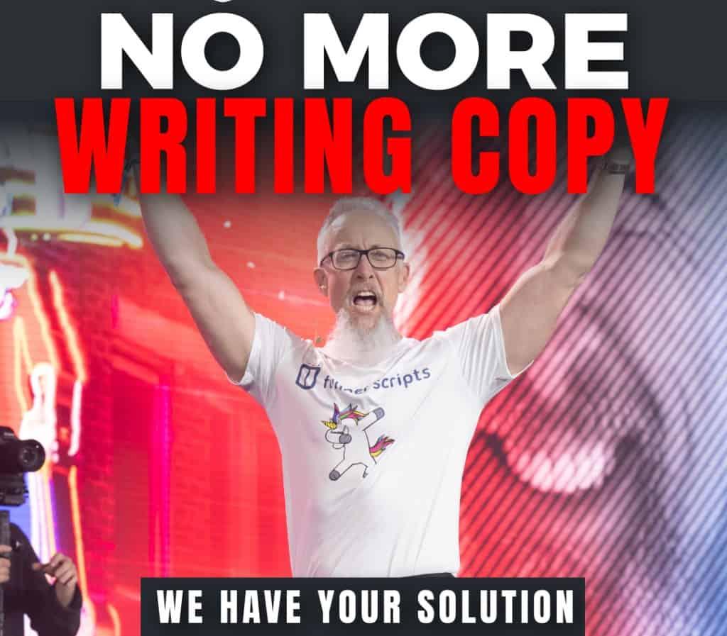 Arrêter d'écrire !