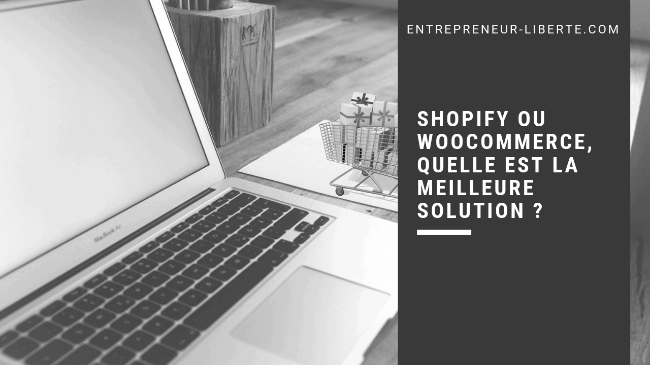 Shopify ou WooCommerce, quelle est la meilleure solution pour du dropshipping ou du Print on demand (POD)