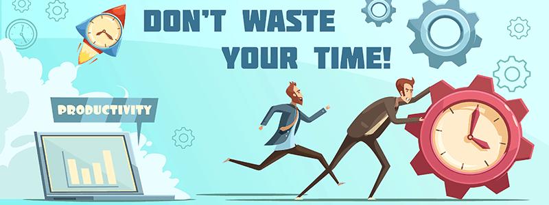 Maitriser son temps pour devenir plus productif