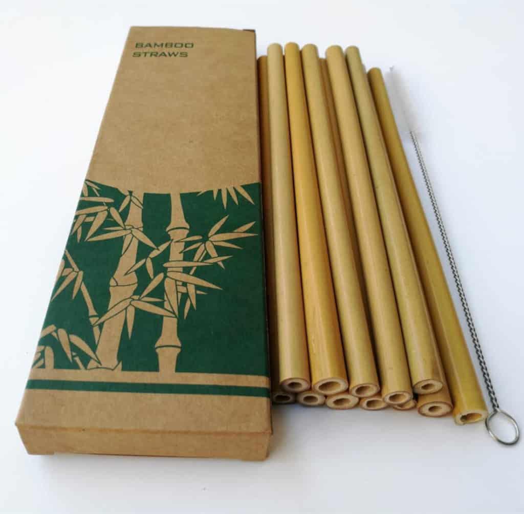pailles en bambou - bamboo straws