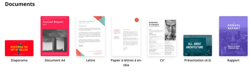 Du CV au Rapport PDF