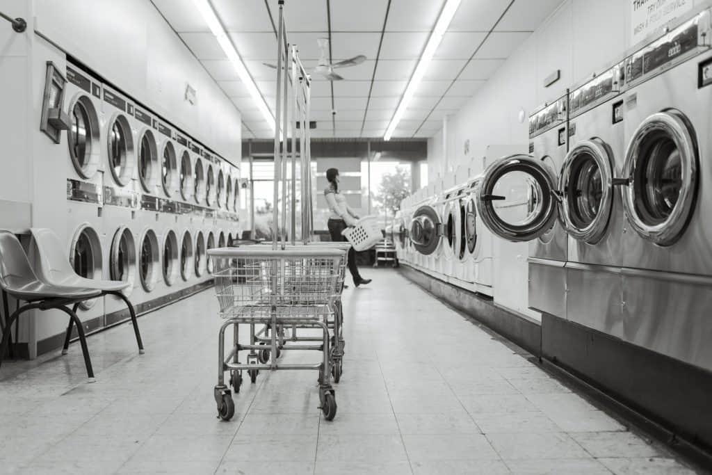 passive income laundry