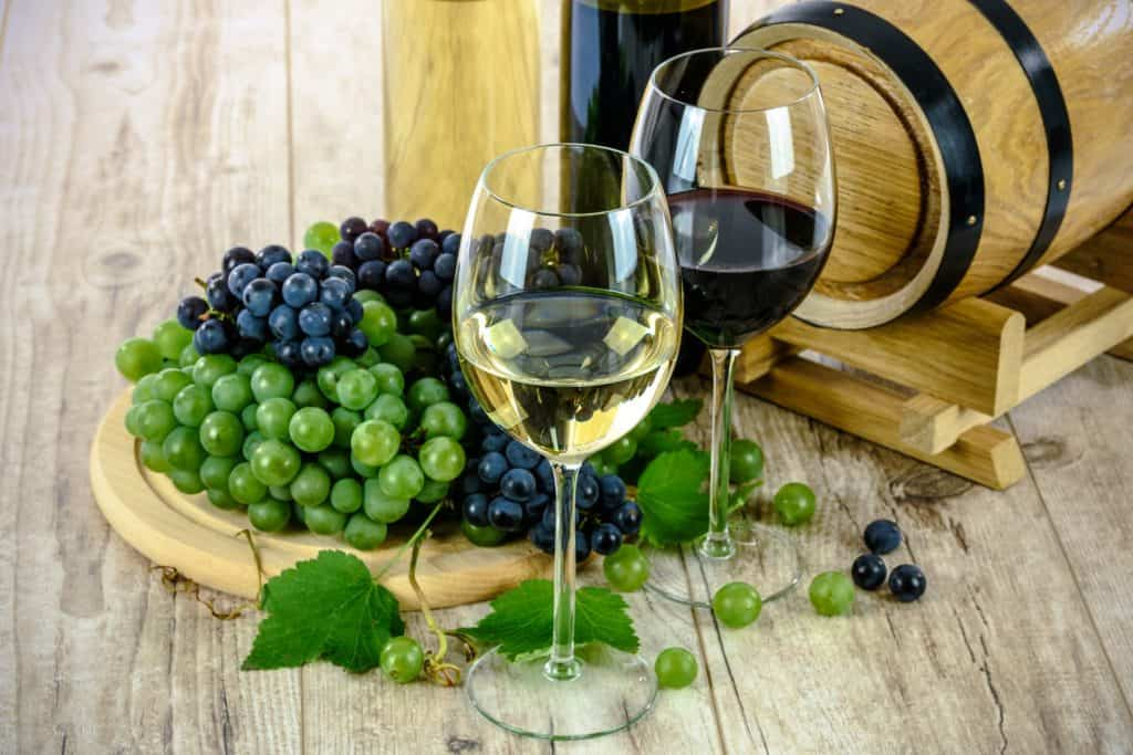 Passive wine income