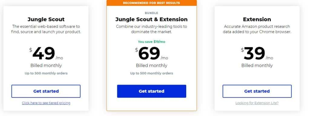 Jungle Scout - Price