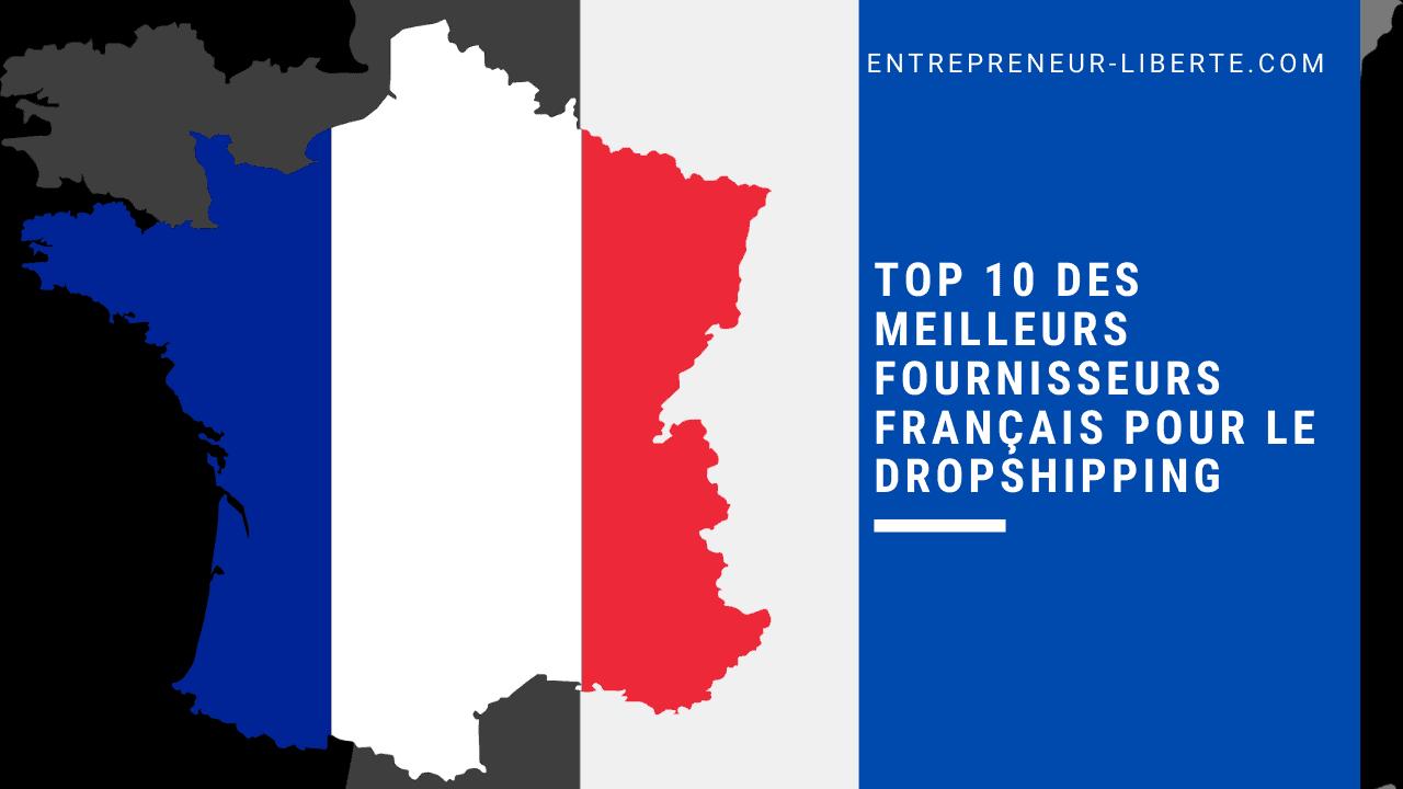 TOP 10 des meilleurs fournisseurs français pour le dropshipping
