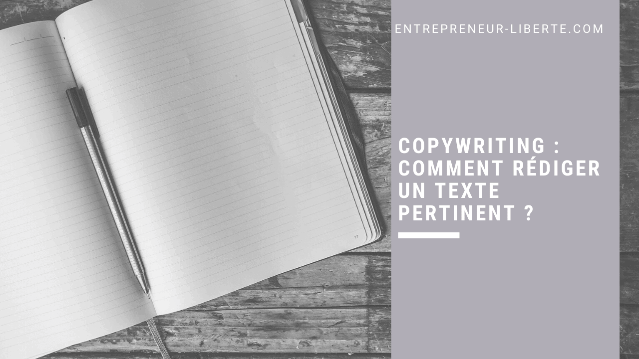 Copywriting _ comment rédiger un texte pertinent